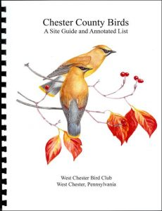 Chester County Bird Guide